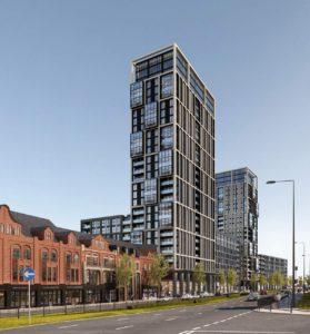 Monaco House In Birmingham Development Image