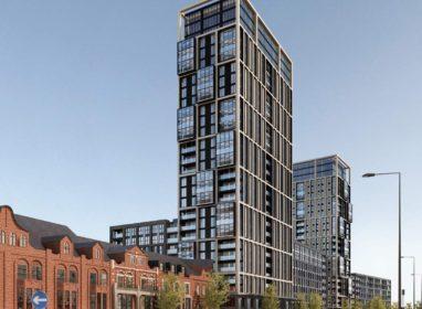 The New Monaco House Complex Birmingham
